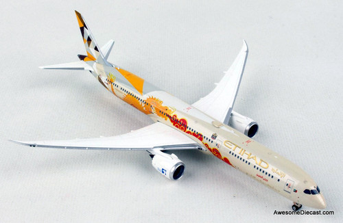 Phoenix 1:400 Boeing 787-10: Etihad Airways (Choose China Livery)