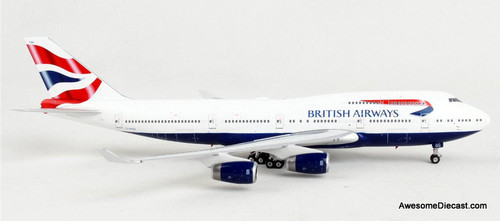 Phoenix 1:400 Boeing 747-400: British Airways