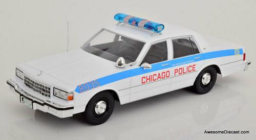 MCG 1:18 1978 Chevrolet Caprice: Chicago Police Department