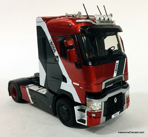 Eligor 1:43 2018 Renault T460 High Tractor: The Boss Edition