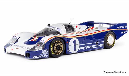 Solido 1:18 1982 Porsche 956LH #1: Winning Car 24 Hours Le Mans Ickx/Bell