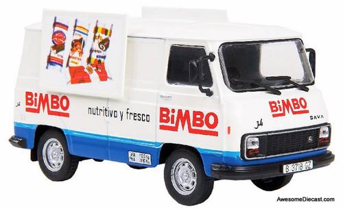 Hachette 1:43 1984 Pegaso J4 Delivery Van: Bimbo Bakeries
