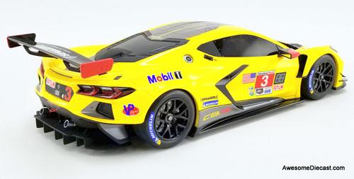 GT Spirit 1:18 2020 Chevrolet Corvette C8-R #3