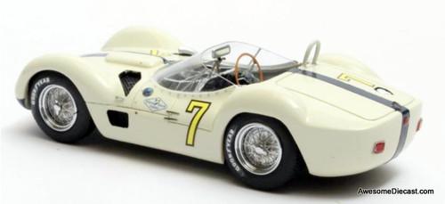 Matrix 1:43 1960 Maserati Tipo61 Birdcage #7: Grand Prix Winner Cuba 1960, Stirling Moss