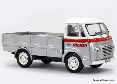Hachette 1:43 1965 Fadisa Romeo 2 Pick Up: Iberia Airlines Baggage Carrier