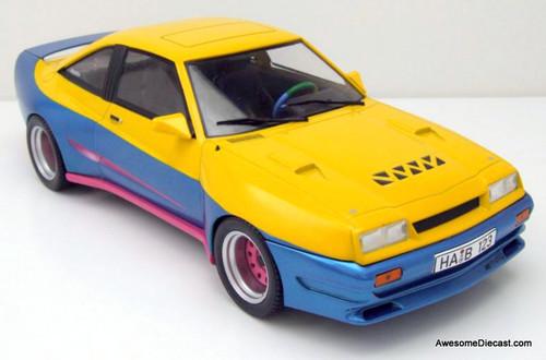 MCG 1:18 1988 Opel Manta B Coupe: Matting Auto Styling