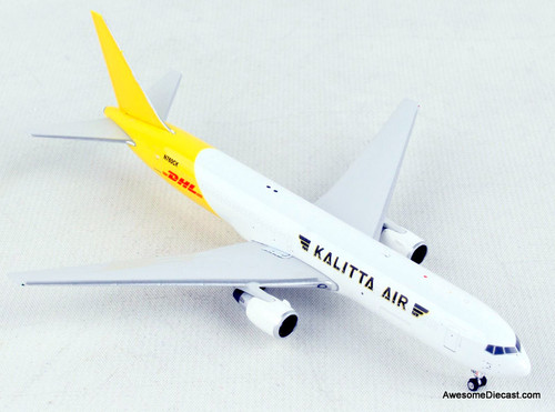 Phoenix 1:400 Boeing 767-300ER: Kalitta Air, Operating For DHL Aviation