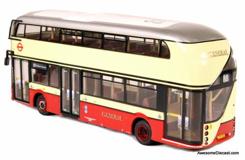 Corgi 1:76 New Routemaster Go Ahead London: 88 Clapham Common