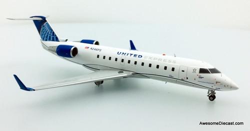 Gemini 200 1:200 Bombardier CRJ200: United Airlines