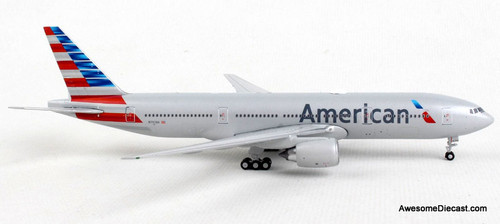 Gemini Jets 1:400 Boeing 777-200ER: American Airlines