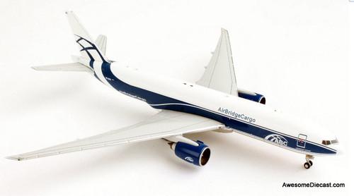 Gemini Jets 1:400 Boeing 777F: Air Bridge Cargo