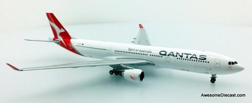 Gemini Jets 1:400 Airbus A330-300: Qantas Airlines, Australia