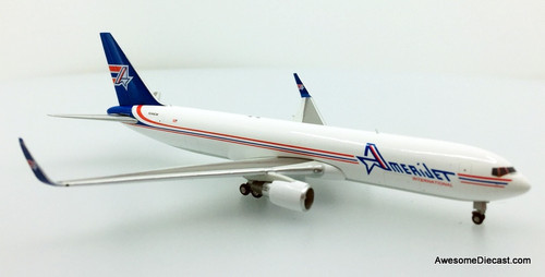 Gemini Jets 1:400 Boeing 767-300ER BDSF: Amerijet International