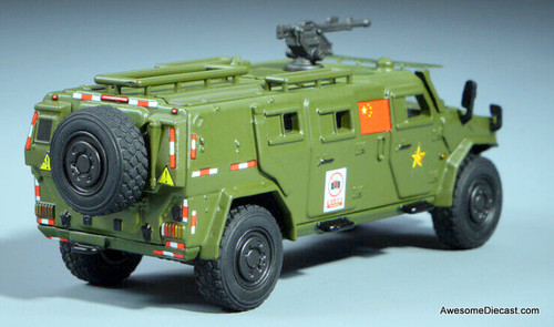 Xcar 1:64  DongFeng Mengshi 3rd Generation CSK 181 4x4 Assault Vehicle