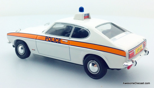 Only One!! Corgi 1:43 1972 Ford Capri Mk1 3.0 GT: Thames Valley Police