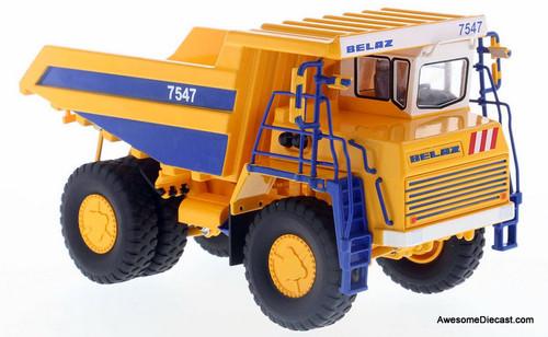 Belaz 1:50 BelAZ 7547 Mining Dump Truck