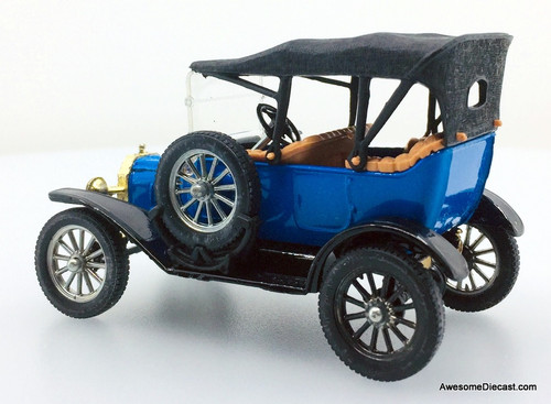 Corgi 1915 Ford Model T Convertible, Blue