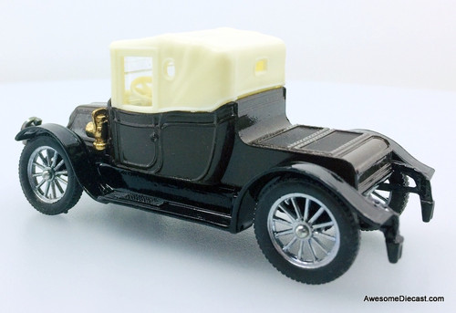 Corgi 1910 Renault Type AG Convertible, Brown