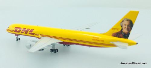 NG Models 1:400 Boeing 757-200PCF: DHL - James May / Hair Force One