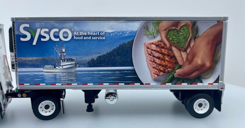 DCP 1:64 Mack Anthem w/ Refrigerated Pup Doubles: SYSCO