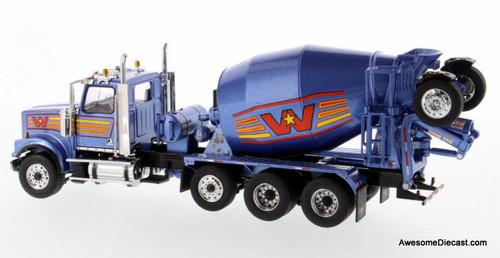 Diecast Masters 1:50 Western Star 4900 w/McNeilus Bridgemaster Concrete Mixer