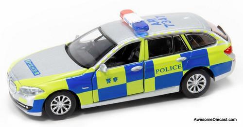 Tiny 2011 BMW 5 Series Wagon: Hong Kong Traffic Police