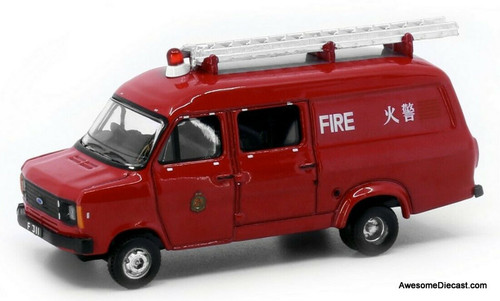 Tiny 1984 Ford Transit Light Rescue Unit: Hong Kong Fire Department