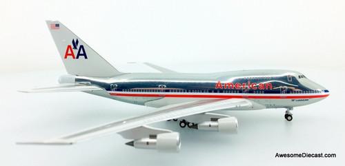 NG Models 1:400 Boeing 747SP Luxury Liner: American Airlines