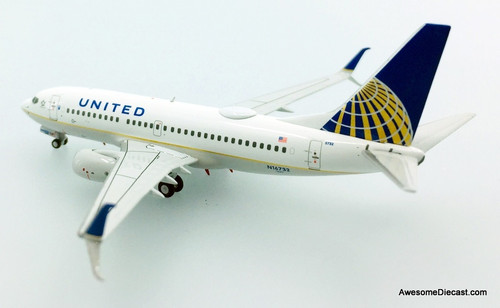 NG Models 1:400 Boeing 737-700: United Airlines