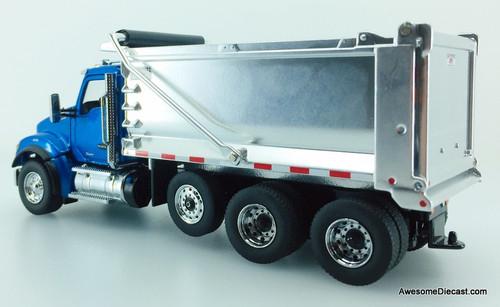 Diecast Masters 1:50 Kenworth T880S SFFA Tandem Truck w/Pusher Axle Dump Truck