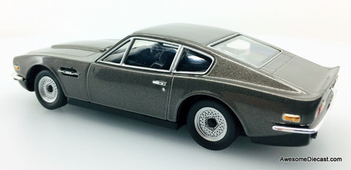 Corgi 1:36 1985 Aston Martin V8: James Bond, No Time To Die Edition