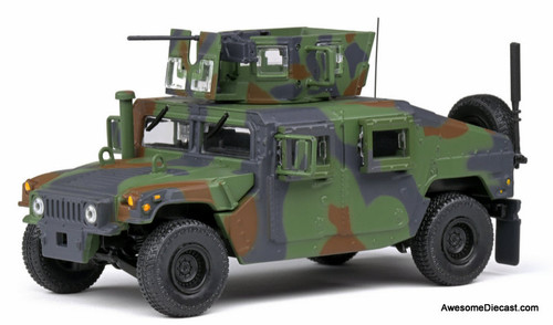 Solido 1:48 AM General M1151 Humvee: Army Green Camouflage