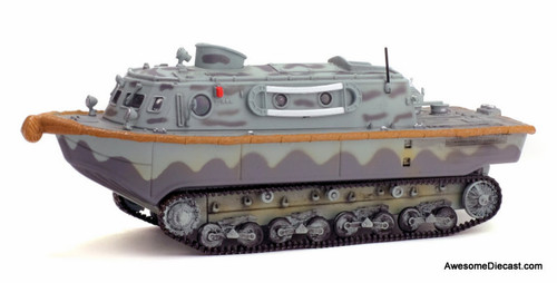 Solido 1:72 1943 Rheinmetall-Borsig Landwasserschlepper Assult Company 771: Russia