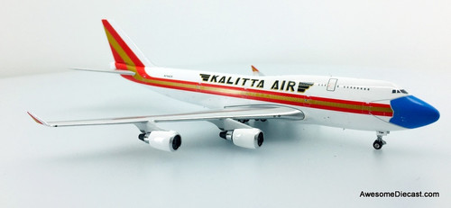 Phoenix 1:400 Boeing 747-446 BCF: Kalitta Air (Mask Livery)