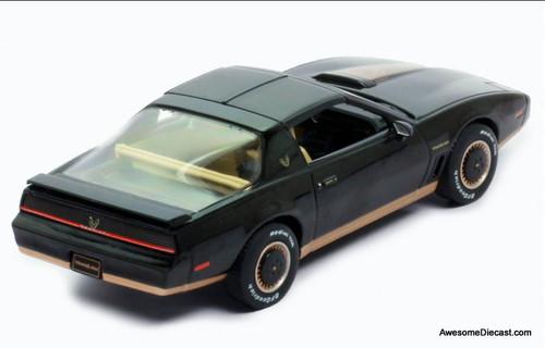 IXO 1:43 1982 Pontiac Firebird Trans Am, Black
