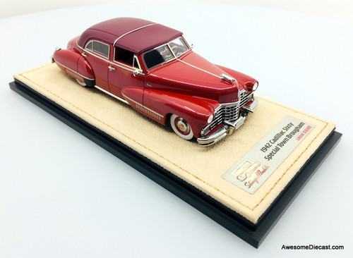 Stamp Models 1:43 1942 Cadillac Sixty Special Town Brougham