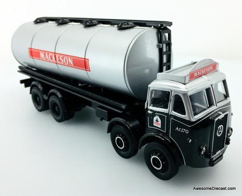 Corgi 1960 Atkinson Cylindrical Tanker: Mackeson Brewery