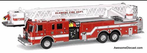 Code 3 1:64  Platform Ladder: Elsmere Fire Department