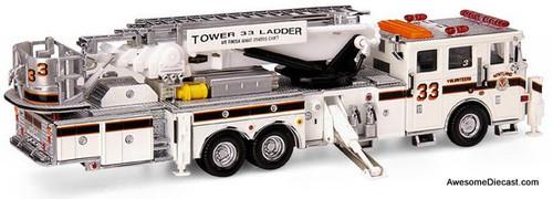 Code 3 1:64  Aerialscope Tower Ladder 33: Kentland Volunteer Fire Department, Maryland
