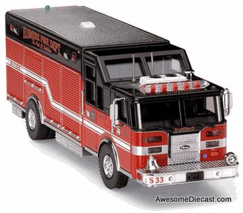 Code 3 1:64 Pierce Heavy Rescue: Elsmere Fire Department
