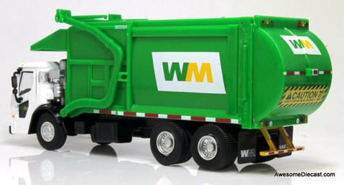Greenlight 1:64 2020 Mack LR Refuse Truck: Waste Managment