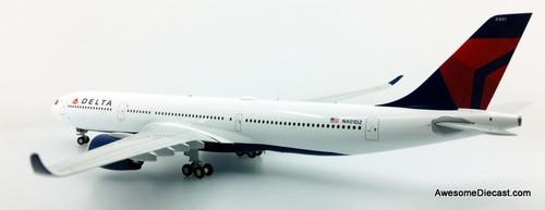 Gemini 200 1:200 Airbus A330-900: Delta Airlines