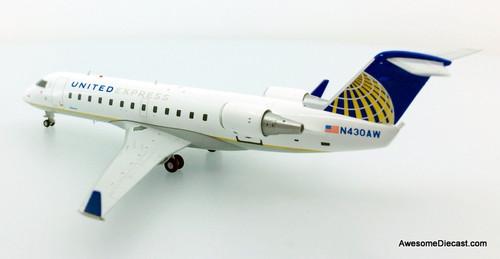 Gemini 200 1:200 Bombardier CRJ200: United Express