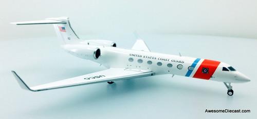 Gemini 200 1:200 Gulfstream C-37B: United States Coast Guard