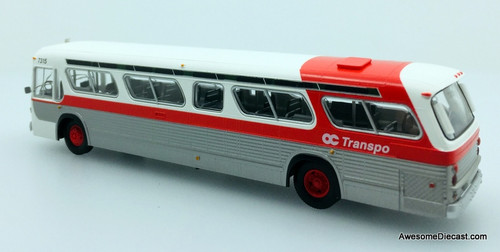 Rapido 1:87 GM TDH 5303 New Look Bus OC Transpo Ottawa: Destination, 83 Riverside