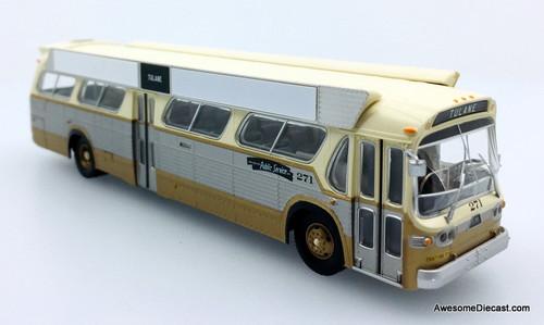 Rapido 1:87 GM TDH 5303 New Look Transit Bus New Orleans: Destination,  Tulane University