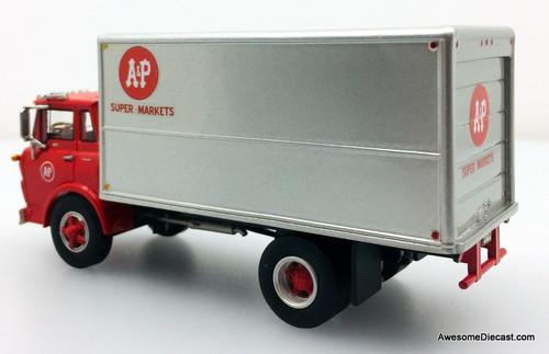 Neo 1:64 1960 Chevrolet COE Box Truck: A&P Supermarkets