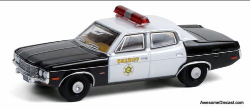 Greenlight 1:64 1973 AMC Matador: Gone In 60 Seconds, LA County Sheriff