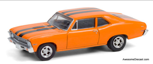 Greenlight 1:64 1968 Chevrolet Nova: Bad Boys 2 Movie