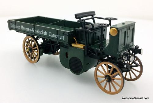 Neo 1:43 1898 Daimler Delivery Truck, Green: Daimler-Motoren-Gesellschaft Company